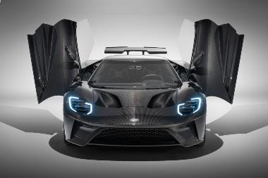 2020 Ford GT_front